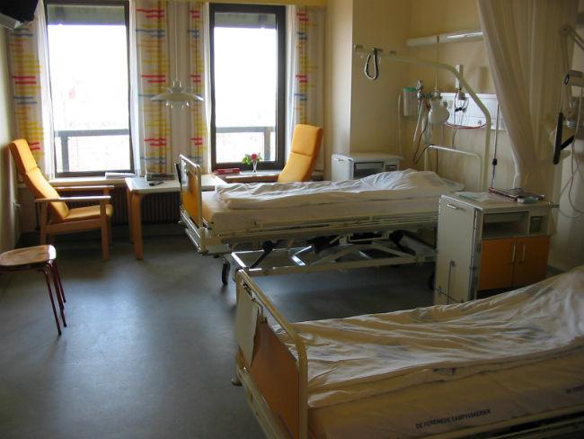 habitació hospital estiu