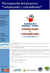 cartell projecte autismo diario