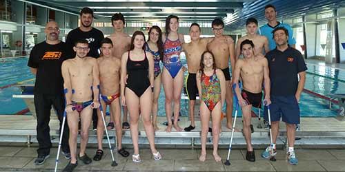 Tornen aquesta setmana les Jornades Promonat i de Tecnificació de natació adaptada
