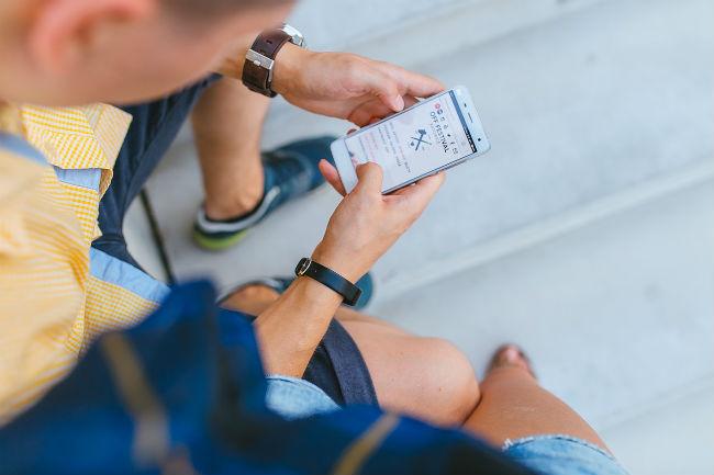 tecnologia mòbil àudioguia accessible