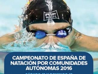 campionat natació per ccaa