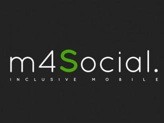 m4social logo aplicacions entitats socials