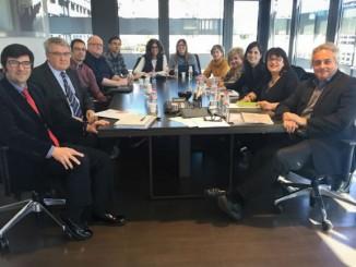 reunió Ajuntament de Terrassa i FGC