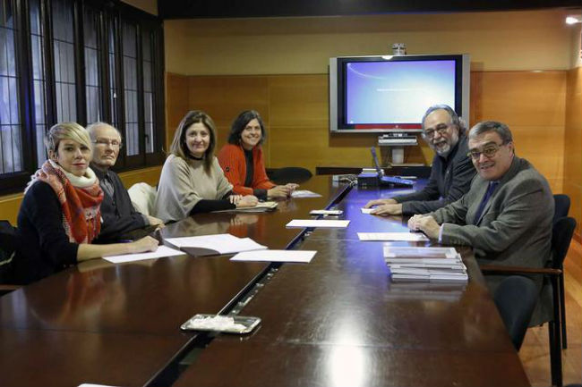 reunió Dia Mundial Salut Mental Lleida