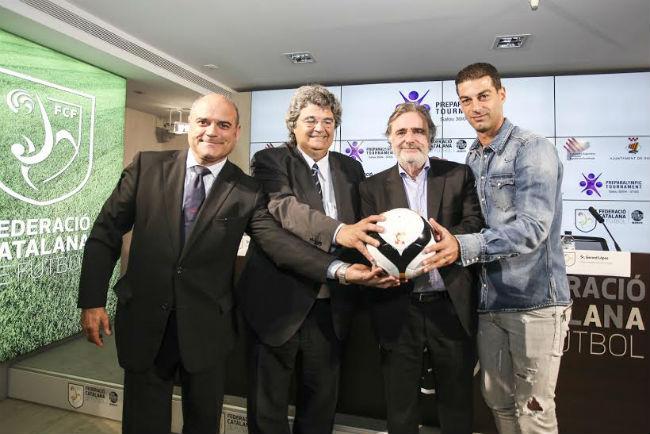 Ucraïna i Holanda obriran el IFCPF Pre-Paralympic Tournament Salou 2106