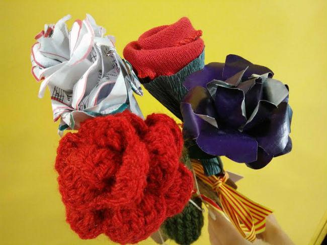 El Grupo SIFU comparteix els poemes d'una treballadora per celebrar Sant Jordi