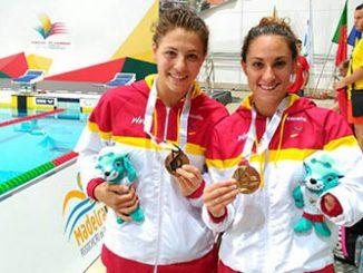 temporada Lliga Catalana Núria Marqués i Sarai Gascón