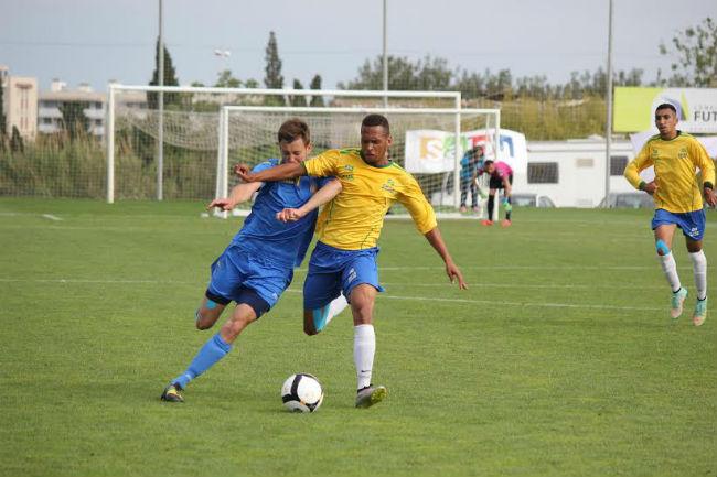 Ucraïna guanya el IFCPF Pre-paralympic Tournament Salou 2016 de futbol7