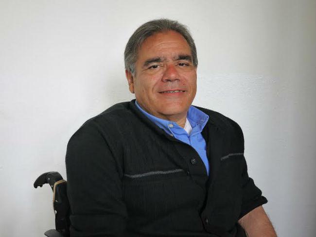"""Antonio Guillén: """"Les persones amb discapacitat estem en risc d'exclusió social"""""""