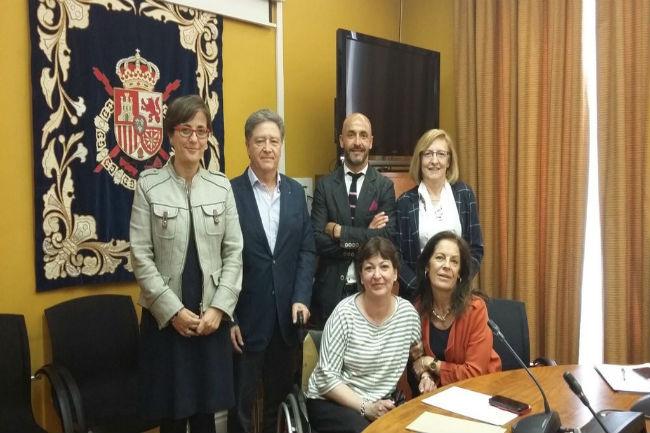 trobada Observatori Discapacitat Física a Madrid