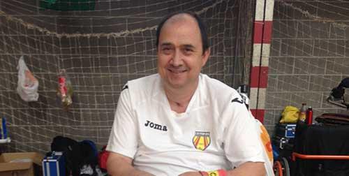 El campió d'Espanya de boccia Vasile Agache adquireix la nacionalitat espanyola