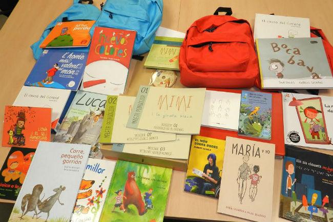 El Consell del Bages crea unes maletes pedagògiques per treballar la discapacitat a les aules