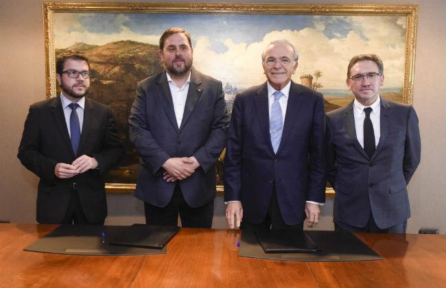 """""""la Caixa"""" i la Generalitat de Catalunya destinen 30 milions d'euros a projectes socials"""