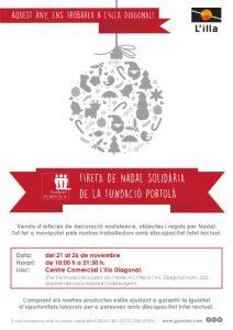 cartell-fira-nadal-solidari-fundacio-portola