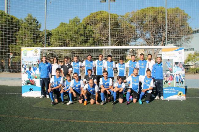 La Fundació Grup SIFU renova el patrocini amb l'equip de futbol 7 de l'Hèrcules Paralímpic