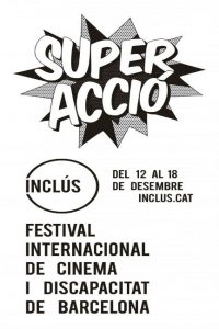 cartell festival inclús cinema discapacitat