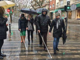 curs sensibilització persones deficiències visuals