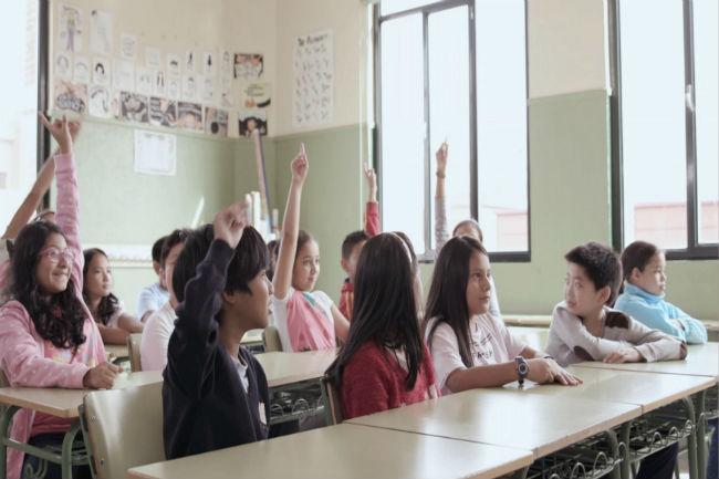 alumnes activistes contra l'assetjament
