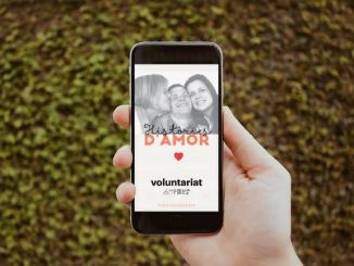 app mòbil voluntariat ampans