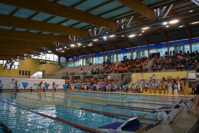 cn sabadell campionat catalunya natació