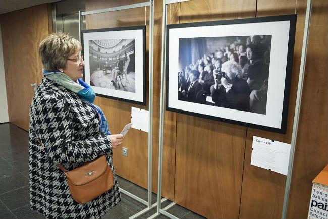 L'exposició VI5ions arriba a l'Hospitalet per mostrar la integració laboral de les persones amb discapacitat