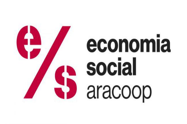 logo economia social programa aracoop