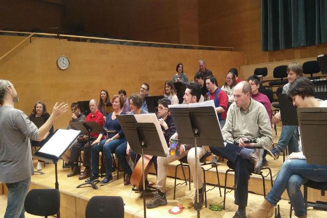 mosaico de sonidos concerts discapacitat intel·lectual