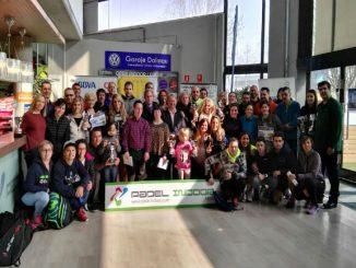torneig padel mixtes indoor down lleida