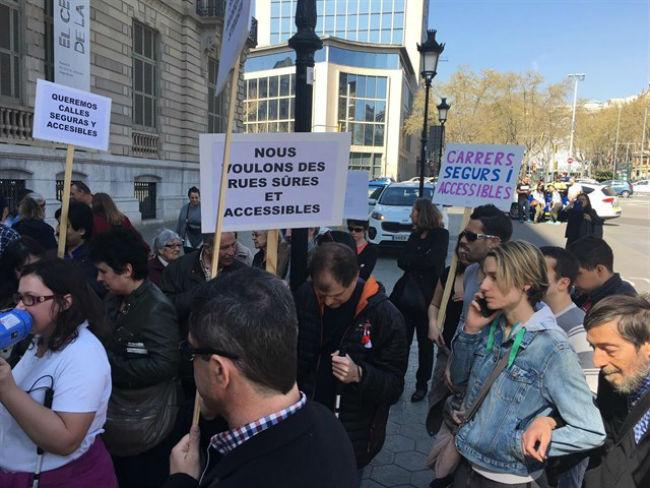 carrers per a tothom mobilització accessibilitat