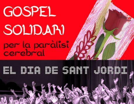 Concert de Gospel solidari a Barcelona per Sant Jordi a favor de No Somos Invisibles