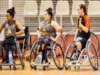 selecció espanyola femenina bàsquet cadira rodes