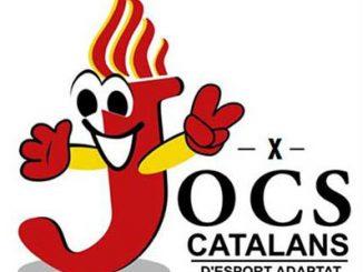 logo x jocs catalans esport adaptat
