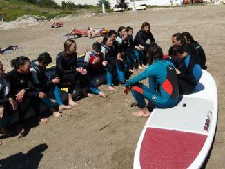 surf teràpia nens tea sitges