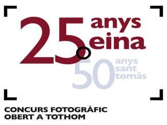 25 anys eina concurs fotogràfic sant tomàs