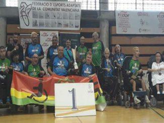 adb barberà campió espanya clubs hoquei cadira rodes