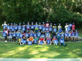 grup alumnes III jornada atletisme jocs sense barreres olot