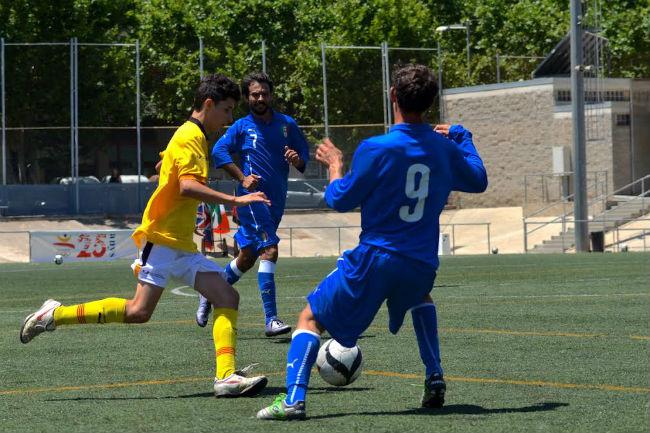 selecció catalana futbol trofeu internacional ciutat barcelona