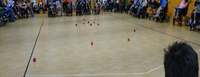 ASPACE organitza un torneig de boccia i futbol coincidint amb el 25è aniversari dels Jocs Olímpics