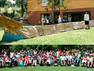 campament d'estiu federación asem vilanova de sau