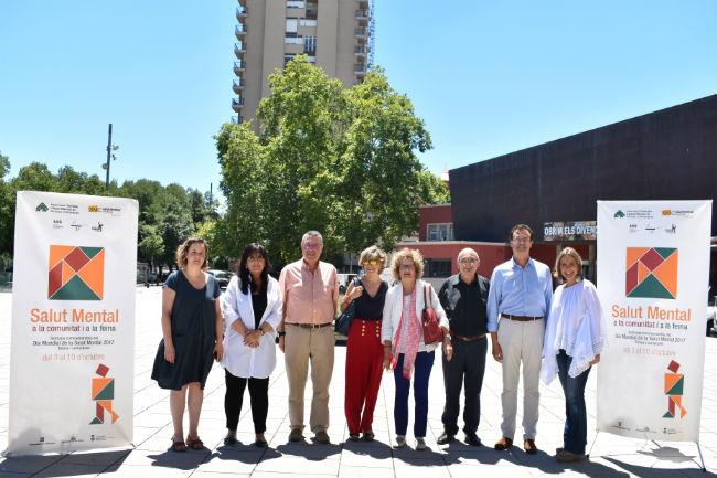 La demarcació de Girona serà a l'octubre l'eix de la celebració del Dia de la Salut Mental 2017