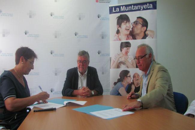 GiPSS i l'APPC de Tarragona signen un pacte addicional al conveni marc de col·laboració