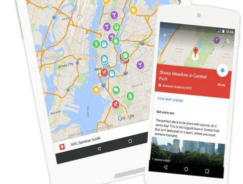 Google Maps permet als usuaris fer aportacions sobre l'accessibilitat dels espais físics