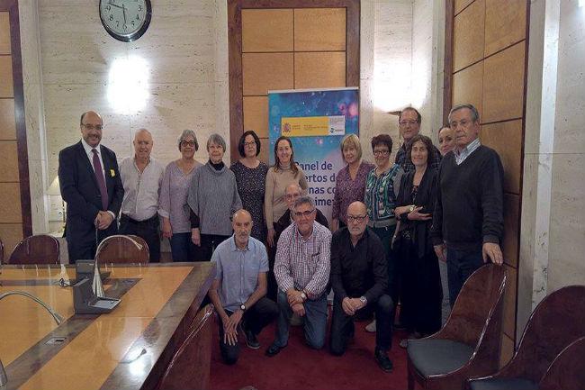 CEAFA crea un grup d'experts per a malalts en la fase inicial de l'Alzheimer