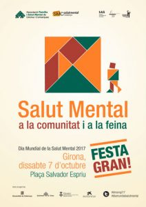 cartell dia mundial salut mental