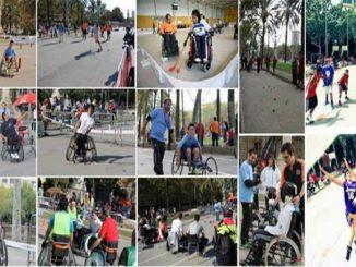 homenatge 25 anys Jocs Paralímpics 92 jornada inclusiva