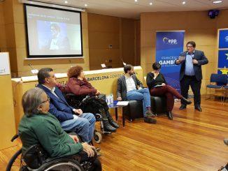 gambús jornada valors europeus discapacitat