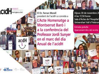 jornada anual acidh projecte envelliment actiu intel·ligència límit