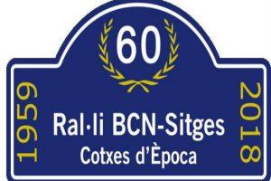 cupó once ralli internacional cotxes època barcelona-sitges