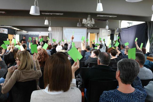 associació alba assemblea places habitatge persones vulnerables