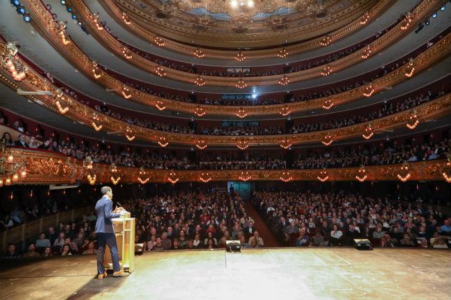 Torna La Gala + IN de SIFU, la cita anual de Barcelona amb l'art i la discapacitat al Gran Teatre del Liceu